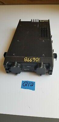 Kenwood Tk-890h Uhf 100 Watt Fm Transceiver Mobile Radio
