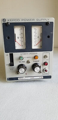 Kepco Ate 25-4m Power Supply 0-25 Volts 0-4 Amps - Used