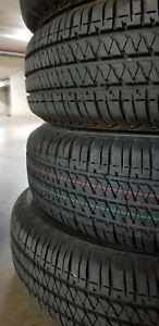 Used tyres 4000kms only!