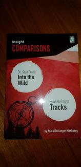Insight Comparisons: Into the Wild/Tracks (Print)