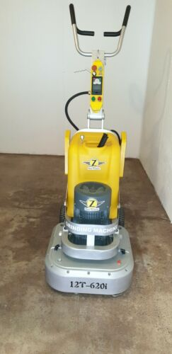 "26""  Concrete and  Polishing Machine,  220V Single Phase Power."