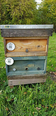 Upstairs Downstairs Bee Hive Intrance Split Kit ...so Simple... Shipping Incl.