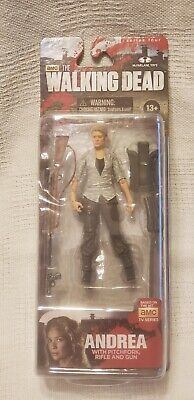 McFarlane Toys Action Figure -The Walking Dead Series 4 - ANDREA - New