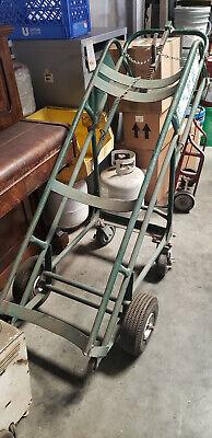 Anthony 87u-4 Cryogenic Cylinder Cart 90 Lb Capacity Woodworking Machinery