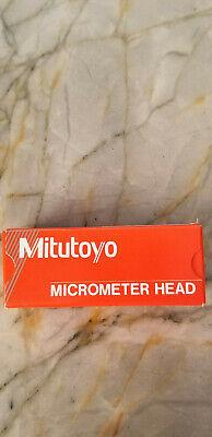 Micrometer Head Mitutoyo