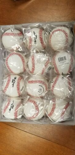 CHAMPION BASEBALL 10 DOZEN OLB10 with NFHS STAMP DOUBLE CUSHIONED CORK CORE