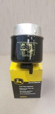 Re60021 - John Deere New Fuel Filter Nsn - 2910-01-444-3758