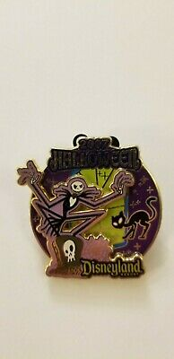 HALLOWEEN 2007 JACK SKELLINGTON DISNEY PIN LE - Jack Disney Halloween