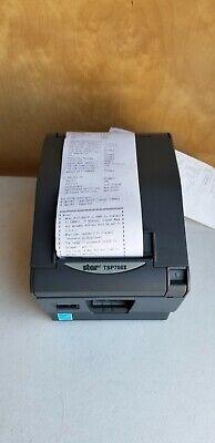 Star Tsp700ii Thermal Receipt Printer