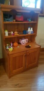 Beautiful hand made child's kitchen