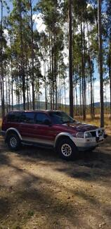 2001 Mitsubishi Challenger SUV Chandler Brisbane South East Preview