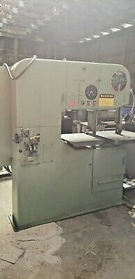 Doall Model 3613-20 Vertical Band Saw Ez4u Shipping
