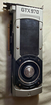 NVIDIA GeForce GTX 970 4GB Graphics Card