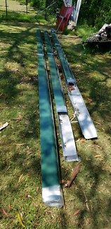House and shed gutters