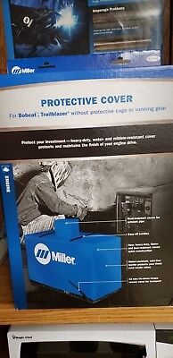 Miller Bobcattrailblazer Protective Cover For Select Models 301099