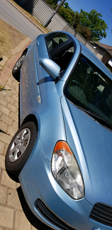 2007 Hyundai Accent low kms
