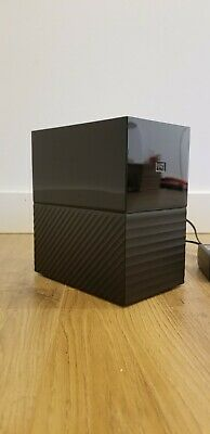 wd western digital my book duo 8tb raid usb 3.0 external hard drive nasware