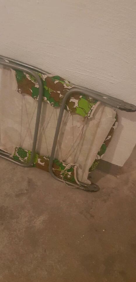 Bett oder Stühle für Garten in Essen - Stoppenberg