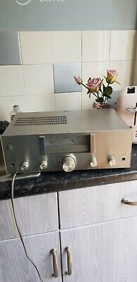 Sony TA-212 Retro Vintage Stereo Integrated Amplifier with st 212 al fm tuner