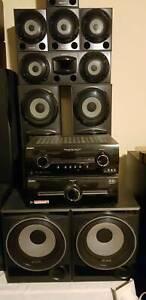 Sony 9.2 Surround Sound Speaker System