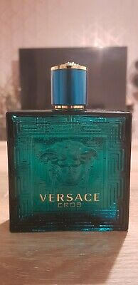 Versace Eros EDT 100ml, unwanted gift. sprayed once or twice. Genuine.