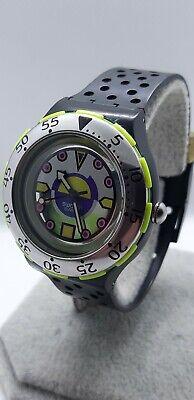 "Swatch Watch The Originals SDB103 "" Bombola "" Scuba 200 m - Diver - 1992 -"