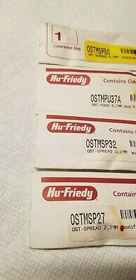Dental Implantology Ostmsp50 Ostmpu37a Ostmsp32 Ostmsp27 Hu-friedy