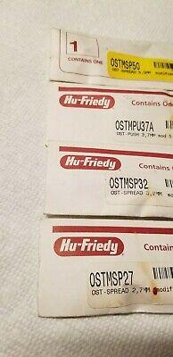 Dental Implantology Ostmsp50 Ostmpu37a Ostmsp32 Ostmsp27 Hu-friedy