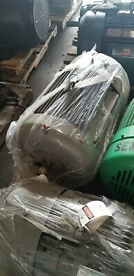 75 Hp Siemens Ac Electric Motor 3600 Rpm Fr. 365ts Tefc 460 V New