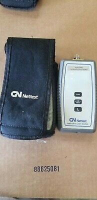 Gn Nettest Lp-5250 Fiber Optic Light Source 13101550nm Laser Unit 2