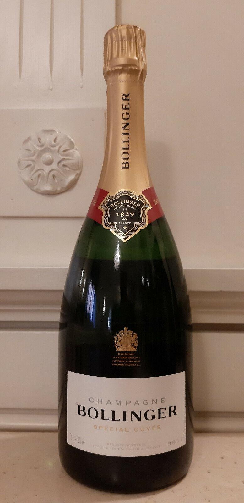 Champagne Brut   Special Cuvée    Bollinger