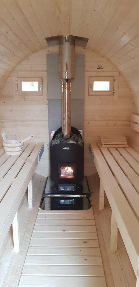 Mobile Sauna ✔️ auch mit Badezuber ✔️ Fasssauna in Bayern in Landshut