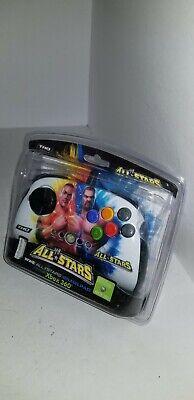 NEW W/Crushed box  WWE All Stars Brawl Pad XBOX 360 The Rock Triple H (Brawl Pad)