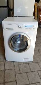 Electrolux 8kgs White Panel Front Loader Washing Machine Fawkner Moreland Area Preview