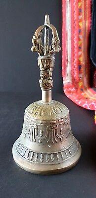 Old Tibetan Prayer Bell …beautiful collection & display piece