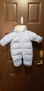 Columbia down filled bunting suit 6 months
