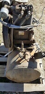 Wayne Industrial Air Compressor