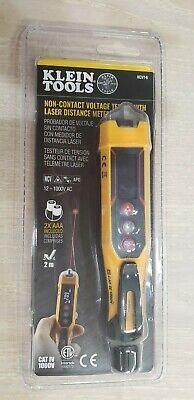 Klein Tools Ncvt-6 Voltage Tester With Laser Distance Meter
