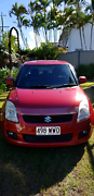 Suzuki Swift Z Series 2008 Red Southport Gold Coast City Preview