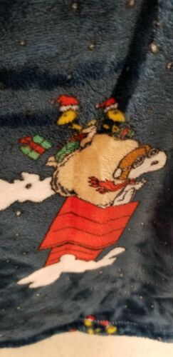 Peanuts snoopy berkshire fall Christmas red barron santa woodstock presents