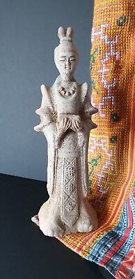 Old Chinese Terracotta Burial Statue …beautiful collection piece