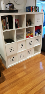 Storage Cube Cabinet With Draws RRP$1000 sell $225 Epping Whittlesea Area Preview