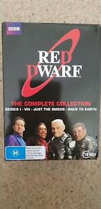 DVD Red Dwarf The Complete Collection Seasons 1-13 Ironbank Adelaide Hills Preview