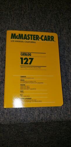 McMaster Carr Catalog 127 NIB