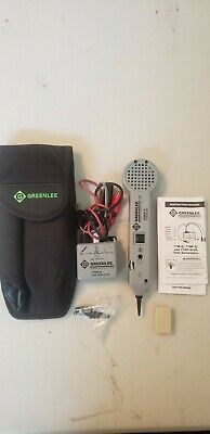 Greenlee Communications 200fp Filter Probe Tone Generator Bundle 77hp-g6a