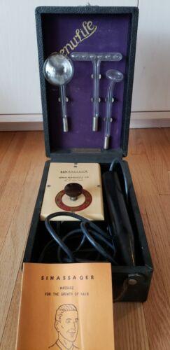 Renulife Generator Sinassager Massager for QUACK MEDICINE, Violet Wand