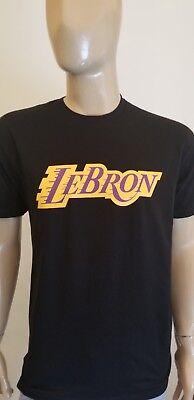 Lebron James Black T-shirt The King LBJ LA Cali NWA Pullover Sweatshirt Pac Tee