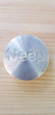 Gebraucht, Original JEEP Nabendeckel  für Allufelgen  52090402AA 39699C gebraucht kaufen  Berlin