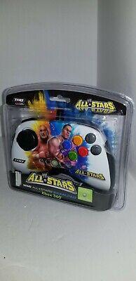 NEW Sealed WWE All Stars Brawl Pad XBOX 360  Controller Hulk hogan & John Cena (Brawl Pad)