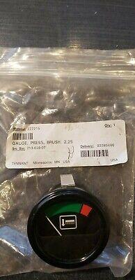 Brush Pressure Meter Tennant 5700 Scrubbers 222215